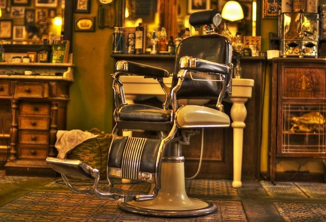Barbershop Chair