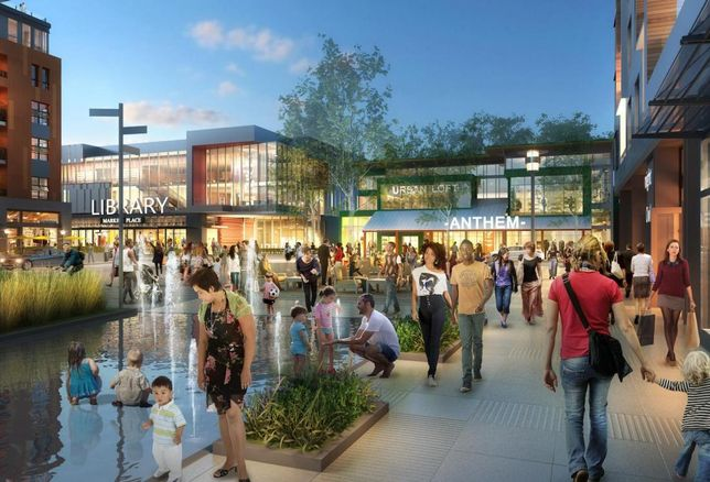 Where The Biggest Live/Work/Play Projects Are Coming To Howard County