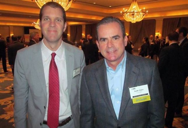 Camden Property Trust Keith Oden Parkway's Mike Fransen