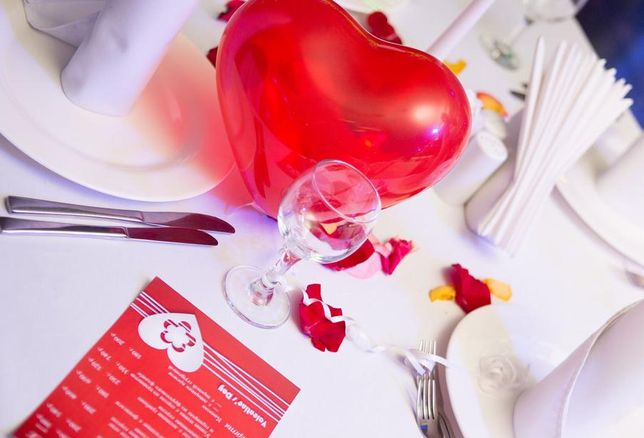 Celebrating the most romantic restaurants for Valentine's Day