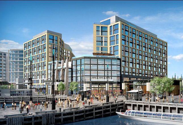 Mi Vida The Wharf