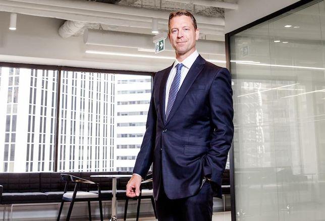 CBRE Canada Capital Markets president Peter Senst.