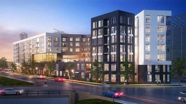 Work Begins On Golden Triangle Apartment Development