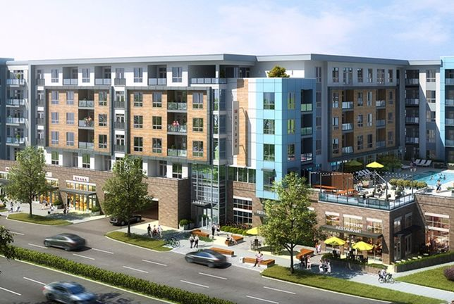Proffitt Dixon Wins Financing For Uptown Apartment Development
