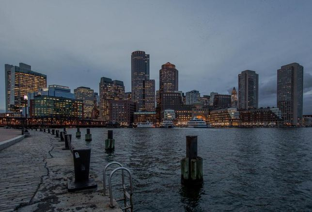 Boston could see $80B in real estate damage with rising sea levels.
