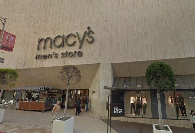 Mixed-Use Retail Redevelopment In The Works At Macy's Men's Store