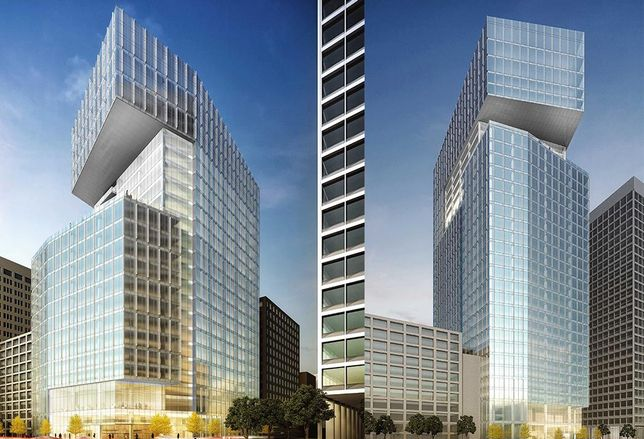 CIM Group's Latest Oakland Projects Would Add Office And Residential