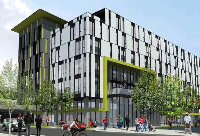 Construction Begins At Hines' Multifamily Oakland Project Next To MacArthur BART