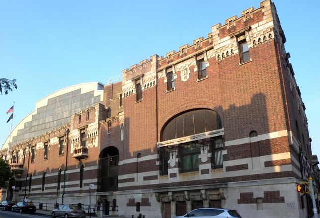 Bedford-Union Armory Project May Be Going Back To The Drawing Board