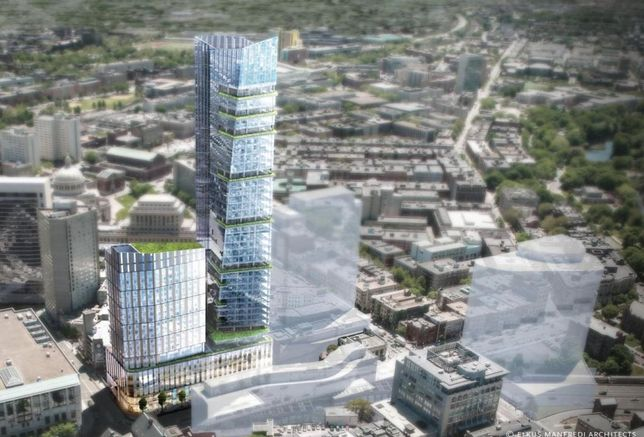 Neighbors Object To Height Of Back Bay Mixed-Use Proposal