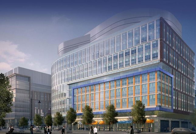 Facebook To Be Joined By Life Science Startups At 100 Binney St.