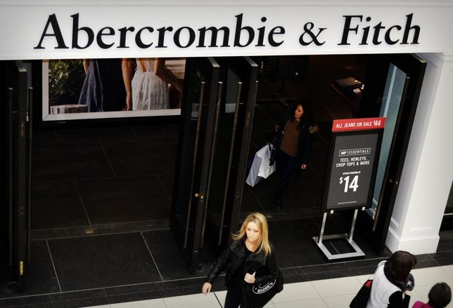 Abercrombie & Fitch retail store
