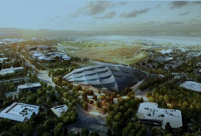 Mountain View's North Bayshore Could Have Much Less Housing Than Proposed
