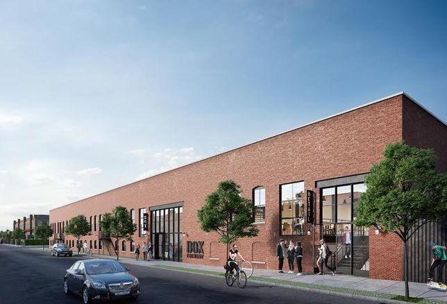 The Box Factory, a new development in Ridgewood-Bushwick