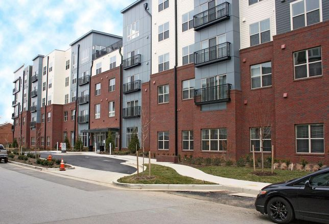 New Luxury Apartments Debut Near Downtown Towson