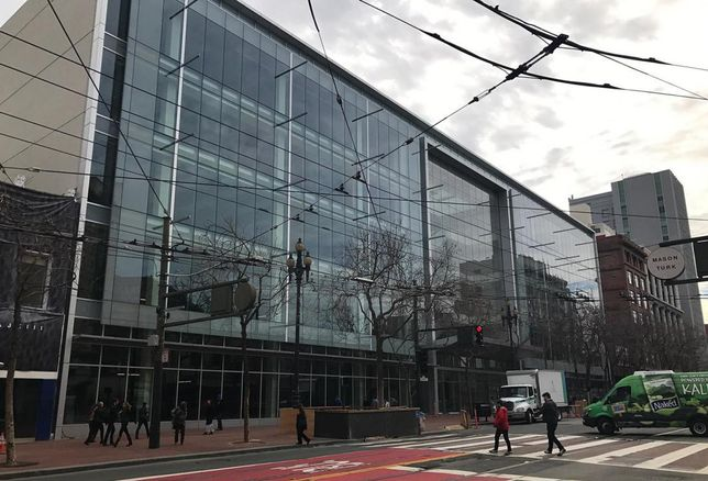 Mid-Market's 6x6 Shopping Center Shifting To Mixed-Use With Office