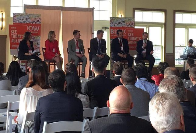 Bisnow's 2017 New Jersey State of the Market Event