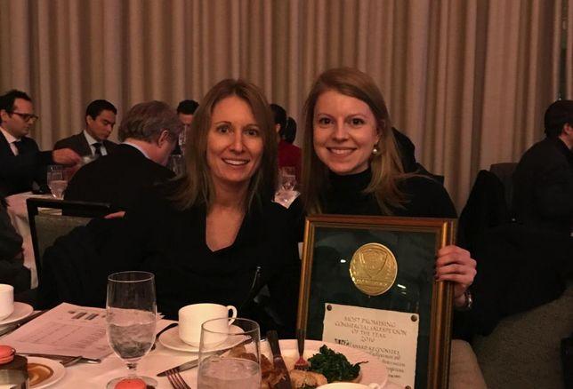 Meet JLL's Hayley Shoener, REBNY's Most Promising Broker Of The Year