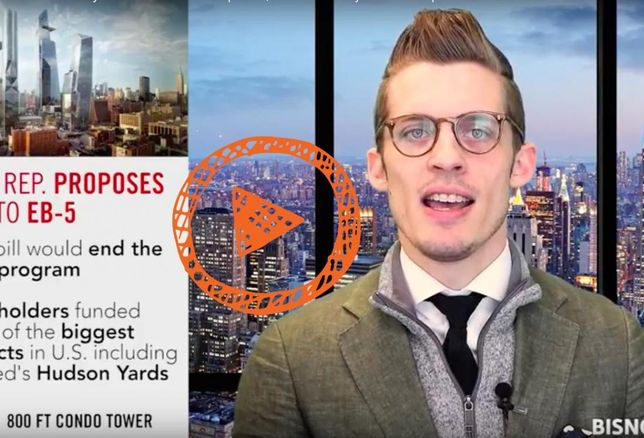 BisnowTV: The 5 Top Stories In NY Heading Into The Week Of March 20