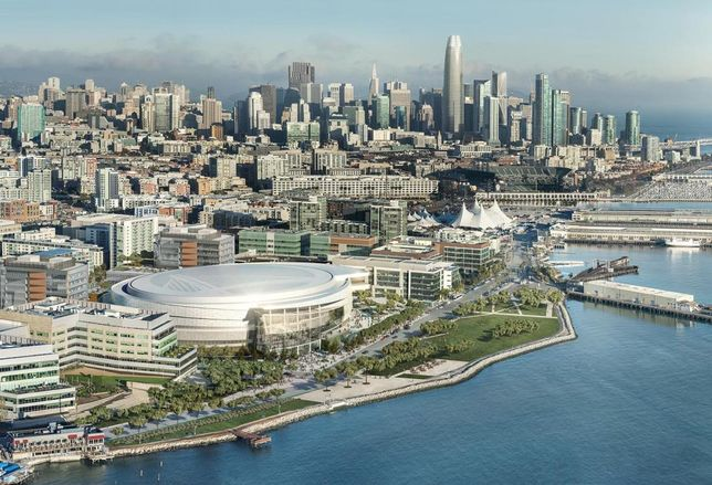 With Equity Stake In Warriors' Office Buildings, Uber Now Has Over 2M SF Portfolio