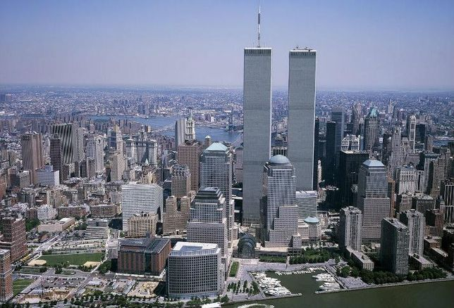 Twin Towers, WTC, World Trade Center