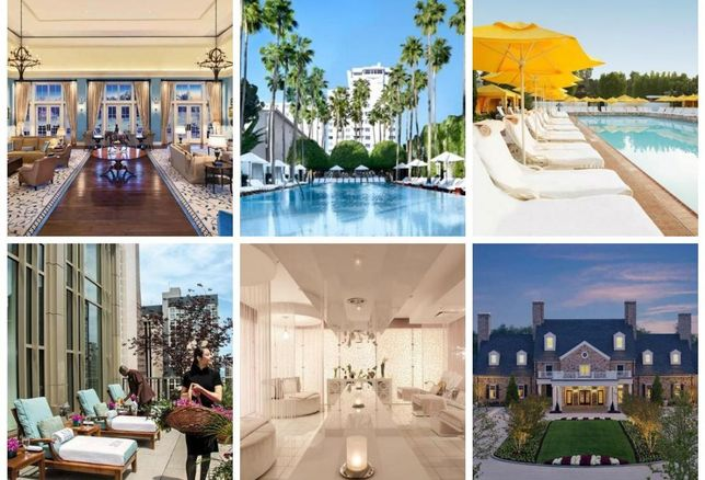 5 Hotels Offering Big-Time Amenities