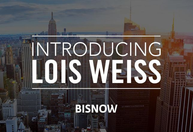 Lois Weiss Joins Bisnow As Featured Columnist
