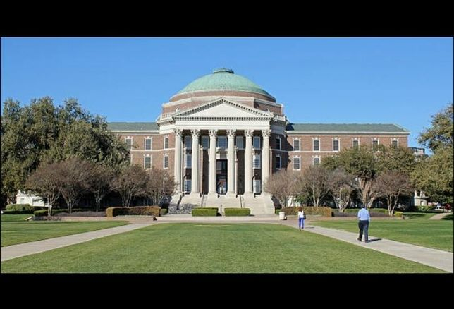 Dallas Hall, Southern Methodist University, Dallas, TX