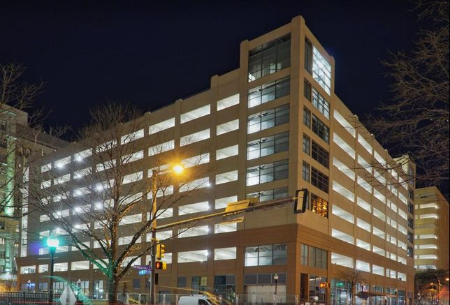 Adolfson & Peterson Construction completed a parking garage in Downtown Fort Worth named Cowtown Place. JLL's Jon Vidaurri served as the program manager and Woodbranch Investments served as the developer, which includes a 313K SF, 9-level structured parking garage with 26K SF of retail space on the ground floor.