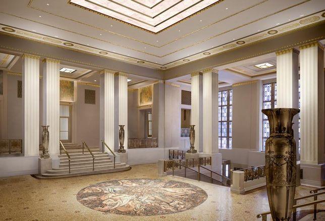 Waldorf Astoria Foyer