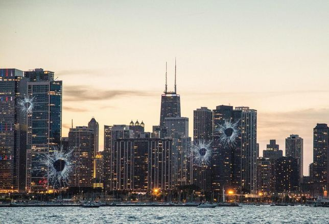 How Chicago Recorded $12.5B Of CRE Foreign Investment And 2,600 Murders At The Same Time