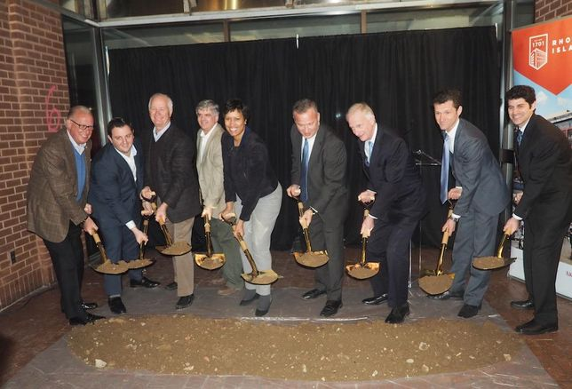 1701 Rhode Island Groundbreaking Akridge