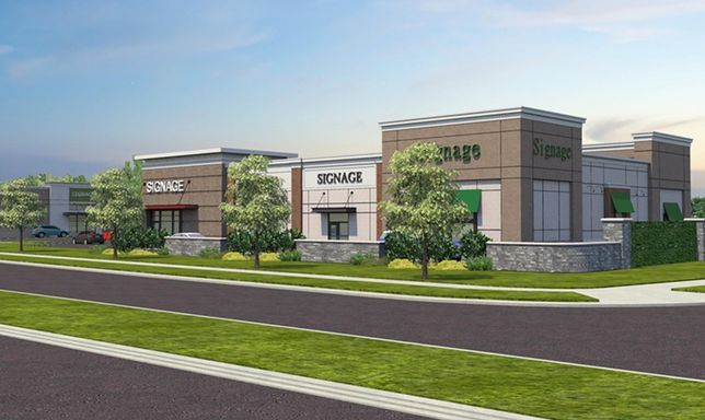 City Park's Retail Component Lined Up