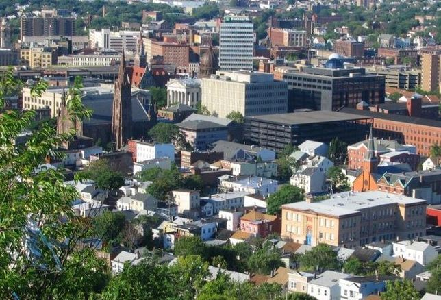 Downtown Paterson, NJ