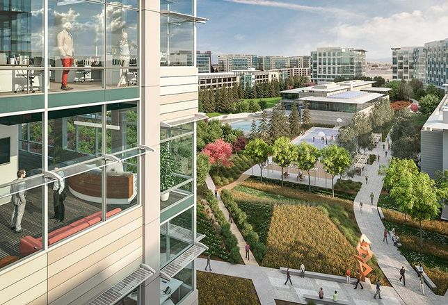 Facebook In Talks For 1M SF In Sunnyvale