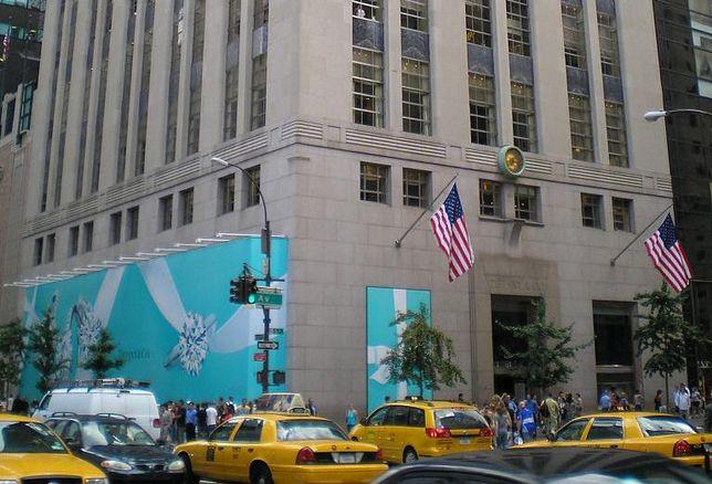 Tiffany Fifth Avenue Flagship