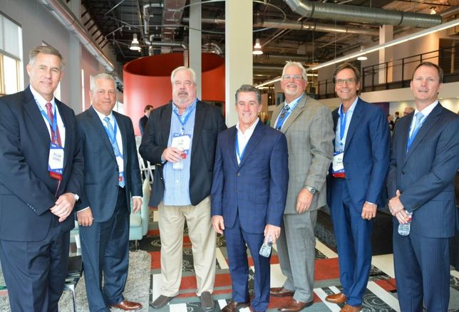 KDC partner William Guthrey Dreien Opportunity Partners CEO Sam Ware Granite Properties president and COO Greg Fuller Cawley Partners CEO Bill Cawley VanTrust EVP Geoff Meyer Gaedeke Group president Glenn Lickstein Ryan principal Paul Harris