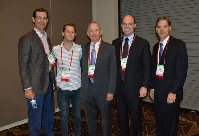 CWS Capital Partners partner and chief investment officer Mike Engels  Alliance Residential managing director Brandon Easterling Aspen Heights vice president of development Ryan Fetgatter Sutton Cos chairman Mac Pike Moderator: ARA Newmark vice chairman Pat Jones