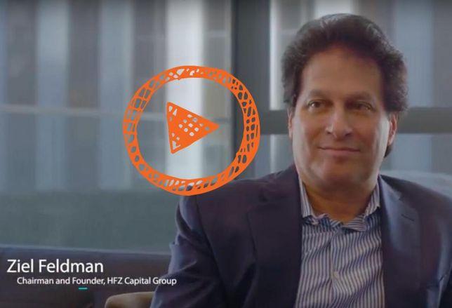 BisnowTV: Ziel Feldman On The Origins Of HFZ Capital Group