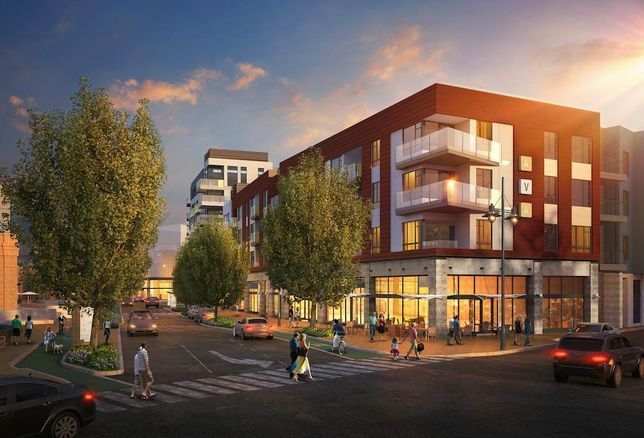 Rare Three-Bedroom-Unit Community Rising In Emeryville