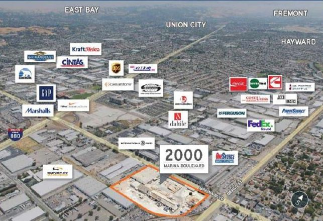 San Leandro Gears Up For Industrial Redevelopment Project