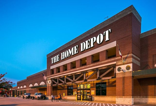 First Colony Commons Home Depot