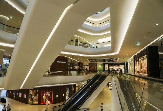 shopping mall, mall landlords