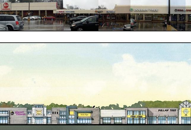 Greenberg Gibbons Planning Multimillion-Dollar Makeovers Of Baltimore County Shopping Centers