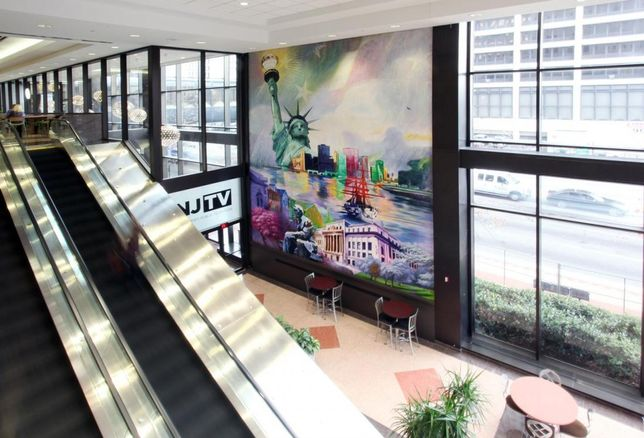 2 Gateway Builds A More Community-Oriented Office In Newark