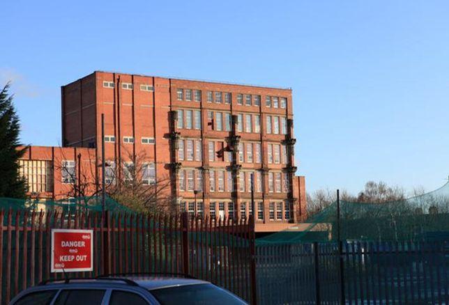 Nestle's York factory