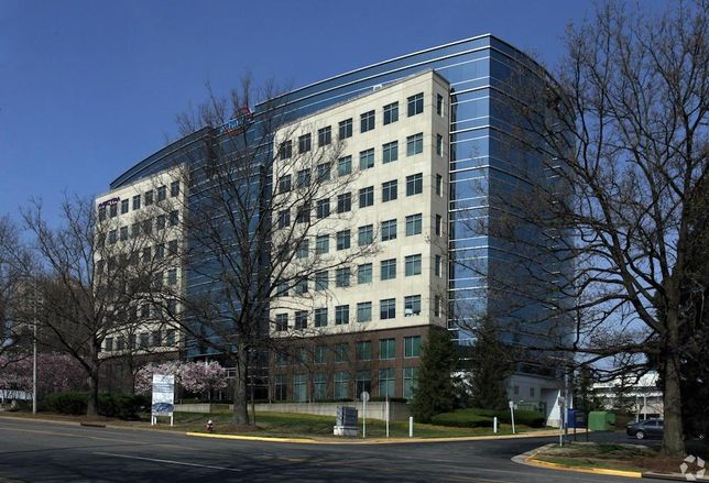 Shenandoah Building 7901 Jones Branch Drive Tysons
