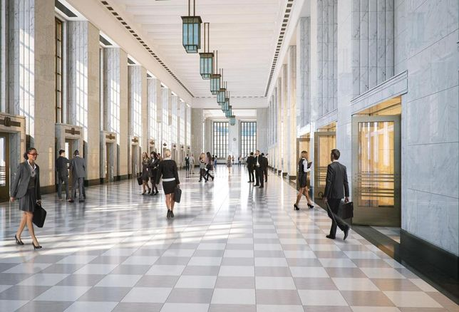 Bear Construction Adds Major Old Chicago Post Office Renovation To Its Portfolio