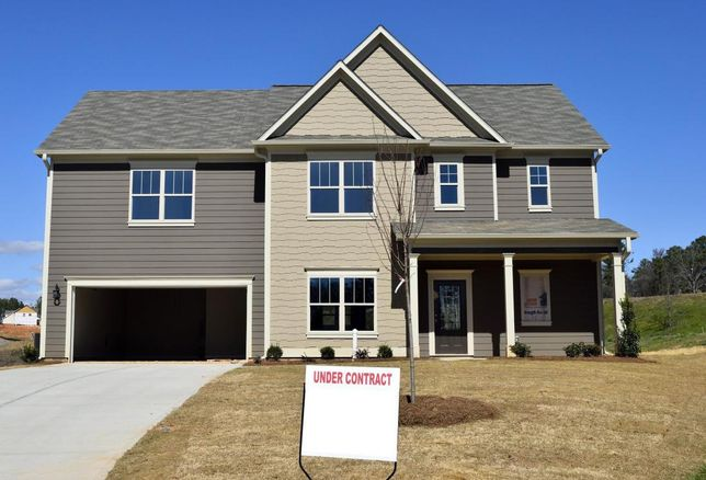 New home, homeowners, mortgage