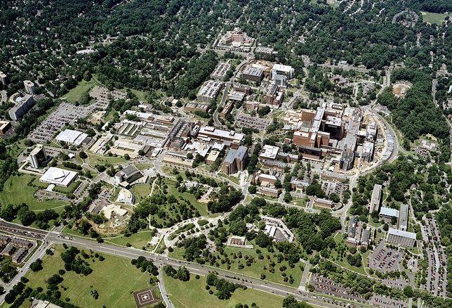 NIH Campus Bethesda